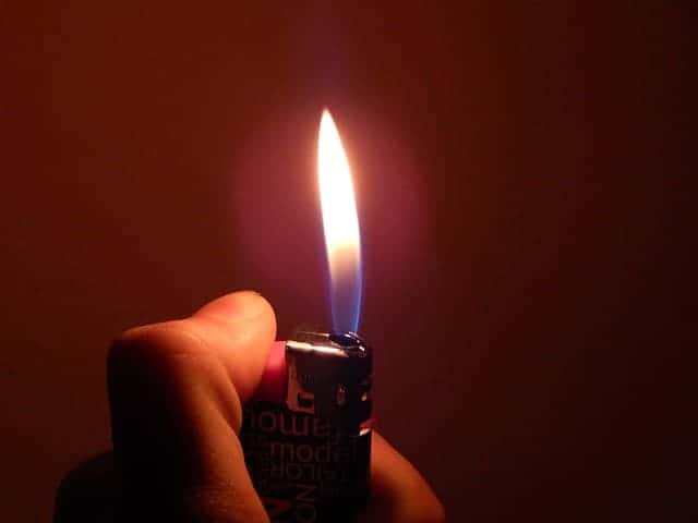 can I use camping butane in a lighter